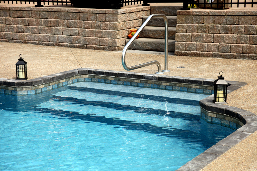 Zanesville Custom Water Features Photos